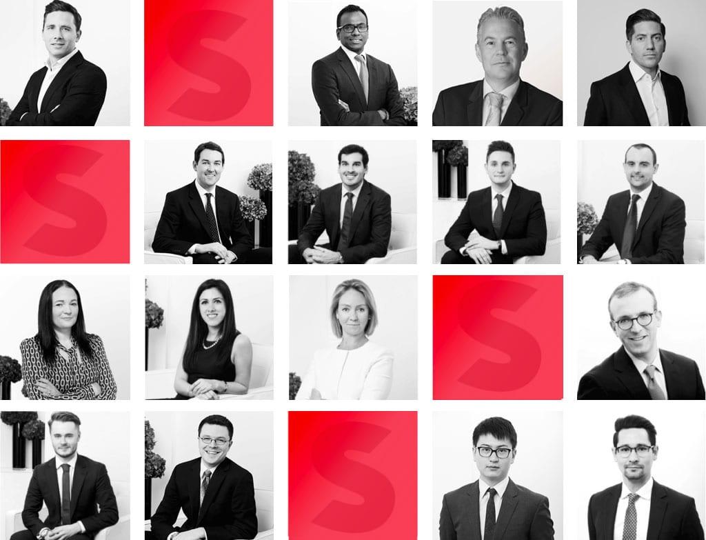 The Signia Invest Investment team