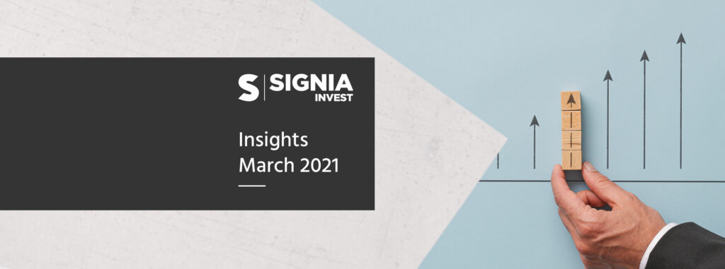 Signia investment Insights march 21